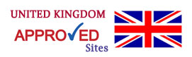 United Kingdom Approved Sites